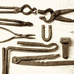 Making Blacksmith Tools- PHF